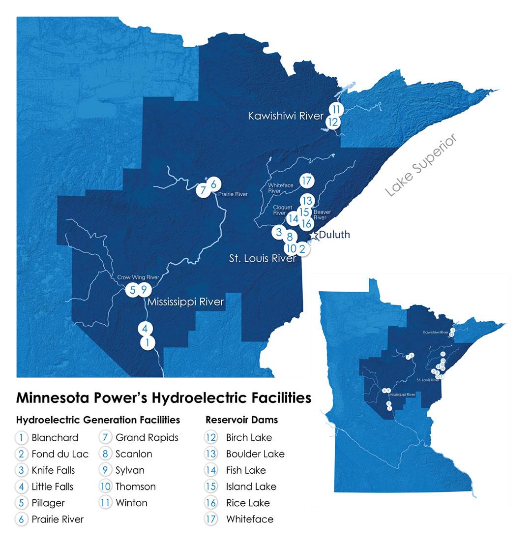 Minnesota Power is an ALLETE Company - Hydro