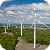 Taconite Ridge Wind Energy Center
